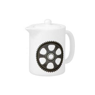 In Gear Teapot