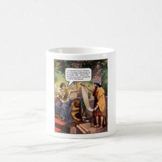 In GEDCOM Format Please Coffee Mug