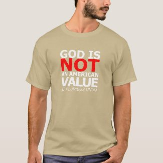 In God We Don't Trust T-Shirt