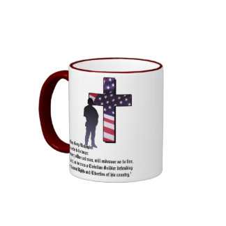 IN GOD WE TRUST - 2 Chronicles 7:14 Mug
