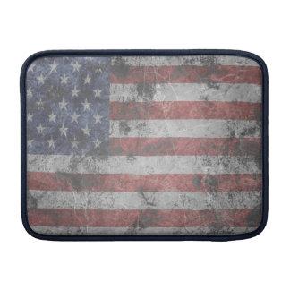 """""""In God We Trust"""" American Flag Laptop Sleeve MacBook Air Sleeves"""