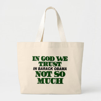 In God We Trust Bag