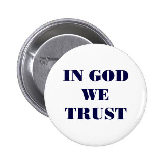In God We Trust Pins