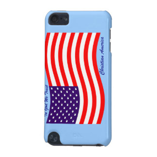 In God We Trust ~ Christian America iPod Touch 5G Case