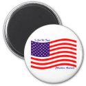 In God We Trust ~ Christian America Fridge Magnets
