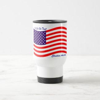 In God We Trust ~ Christian America Coffee Mugs