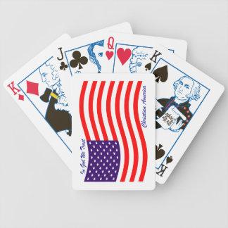 In God We Trust ~ Christian America Card Decks