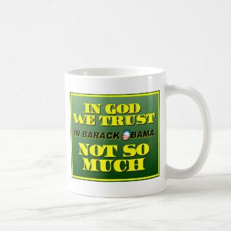 In God We Trust Coffee Mug