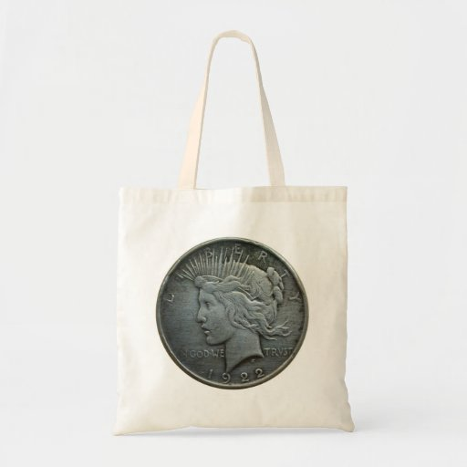 In GOD we trust - Coin of 1922 Budget Tote Bag