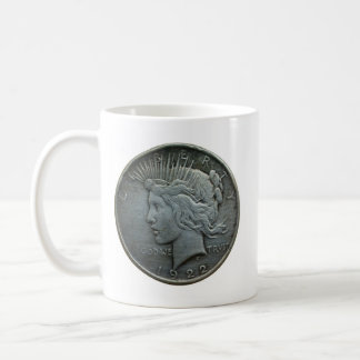 In GOD we trust - Coin of 1922 Coffee Mug