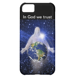 In God We Trust Cover For iPhone 5C