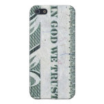 In God We Trust Covers For iPhone 5