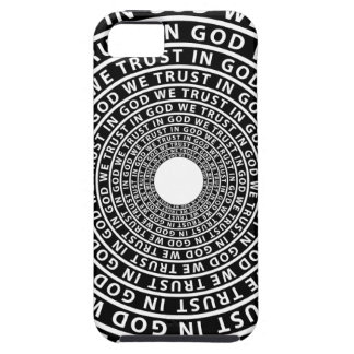 In God We Trust iPhone 5 Covers