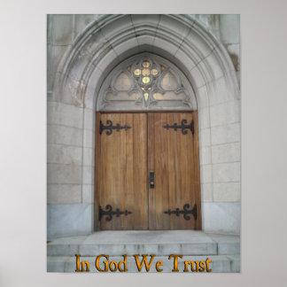 In God We Trust (jslancient) Print
