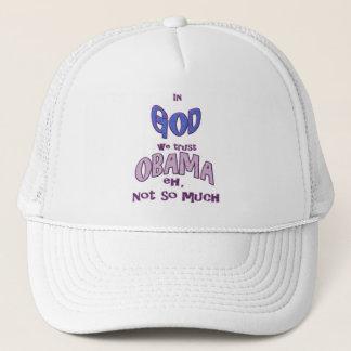 In GOD we trust - lilac Trucker Hat