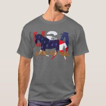 In God We Trust-Patriotic Horse T-Shirt