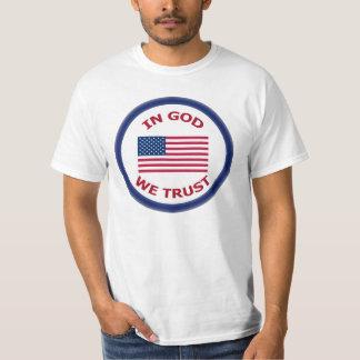 In God We Trust Patriotic Shirts