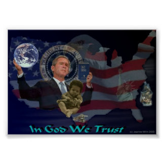 In God We Trust Poster