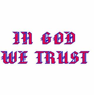 In God We Trust Statuette