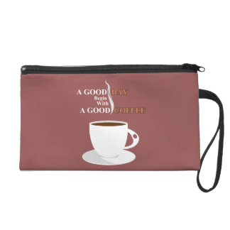 In Good Day Wristlet