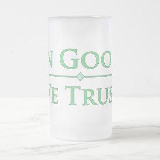 In Good We Trust Mug