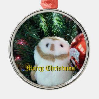 In Grandpa's Tree Metal Ornament