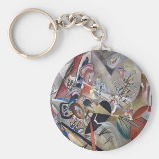 In Gray Keychain
