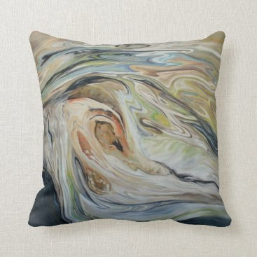 "Beach Themed ""In Harmony with Nature"" - Pillow"