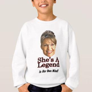 In her own mind sweatshirt