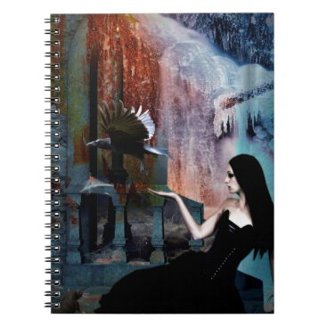 IN HER SHADOW KINGDOM NOTEBOOK