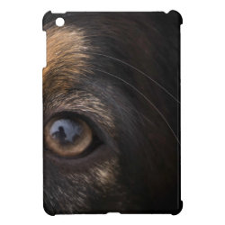 Case Savvy iPad Mini Glossy Finish Case with Australian Shepherd Phone Cases design