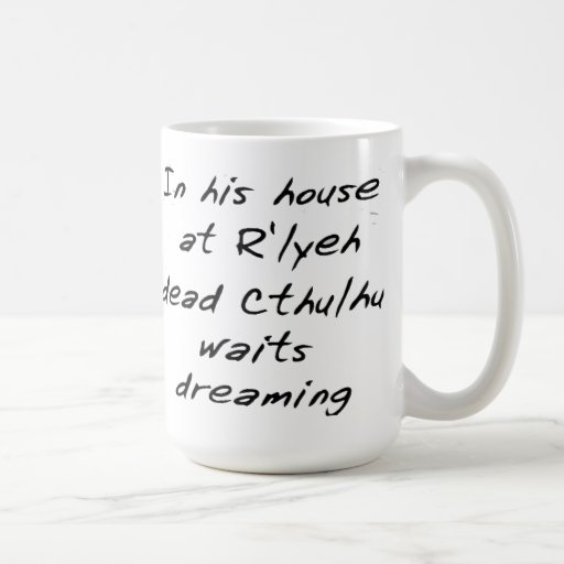 In His House Classic White Coffee Mug