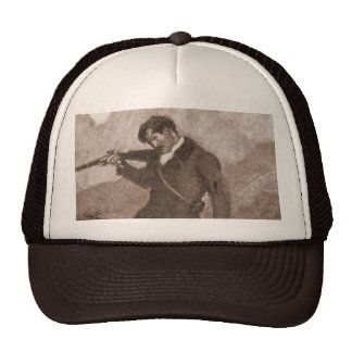 In His Sights Mesh Hats