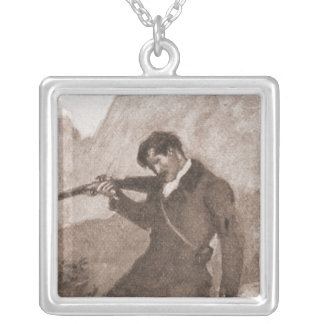 In His Sights Pendant