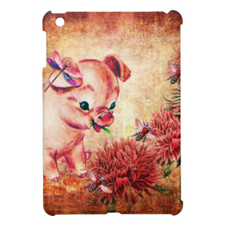 IN HOG HEAVEN.jpg iPad Mini Cases