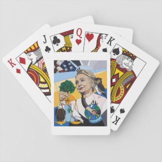 In honor of Hillary Clinton Card Deck