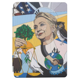 In Honor of Hillary iPad Air Cover