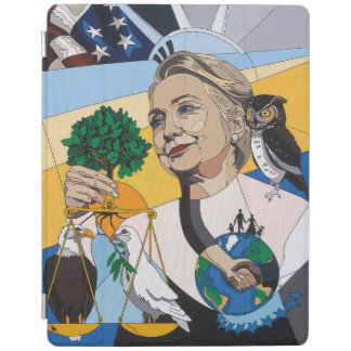 In Honor of Hillary iPad Cover