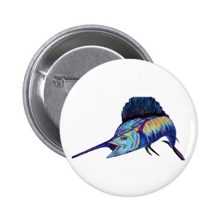 IN HOT PURSUIT PINBACK BUTTON