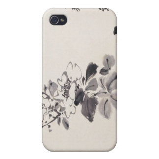 In Imitation of Xu Wei�s Flowers No.5 iPhone 4/4S Cases