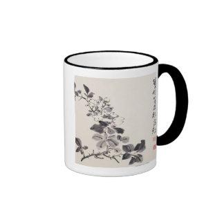 In Imitation of Xu Wei�s Flowers No.5 Mugs