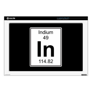 In - Indium Decals For Laptops