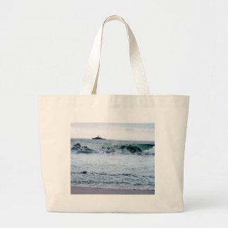 In Ipanema beach Jumbo Tote Bag