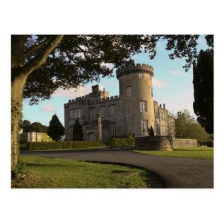 In Ireland, the Dromoland Castle side entrance Postcard
