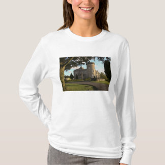 In Ireland, the Dromoland Castle side entrance T-Shirt