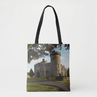 In Ireland, the Dromoland Castle side entrance Tote Bag