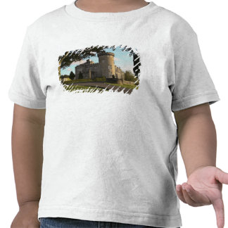 In Ireland, the Dromoland Castle side entrance Tshirt