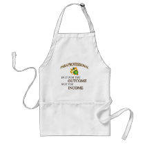 In it for the outcome copy adult apron