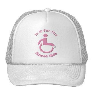 In it for the Sweet Ride Trucker Hat