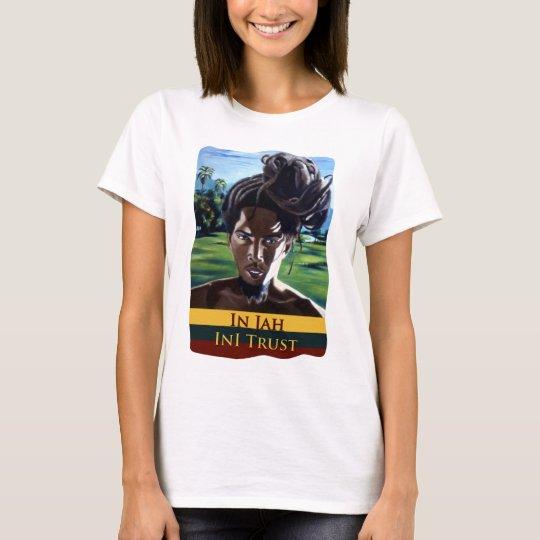 In Jah INI trust T-Shirt